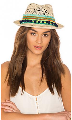 Шляпа caline Poupette St Barth. Цвет: цвет загара