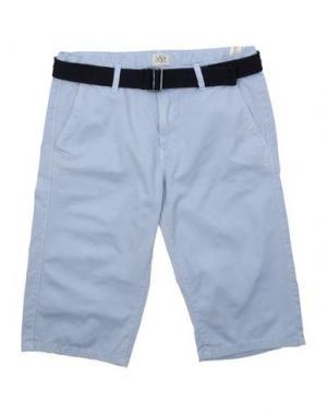 Повседневные брюки IKKS. Цвет: небесно-голубой