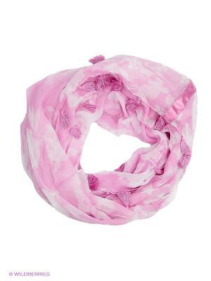 Платок LERROS. Цвет: розовый