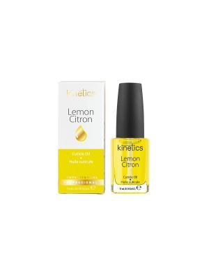 Масло Lemon 0,5 oz./15 мл (лимон) Kinetics. Цвет: желтый