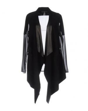 Пиджак SLY010. Цвет: черный