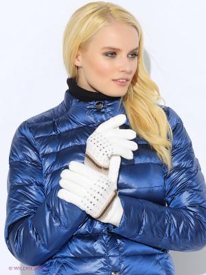 Перчатки Moodo. Цвет: белый