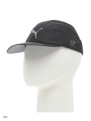 Бейсболка duoCELL NRGY Training cap Puma. Цвет: черный