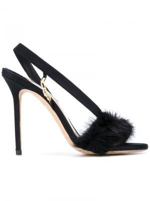 Amazone sandals Olgana. Цвет: чёрный