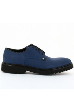 Ботинки PACIOTTI 4US. Цвет: голубой