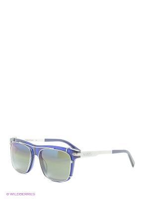 Солнцезащитные очки VL 1404 0003 CITYLYNX Vuarnet. Цвет: синий