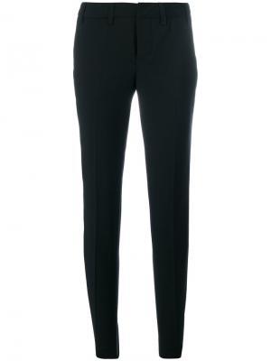 Строгие брюки Prune Zadig & Voltaire. Цвет: чёрный