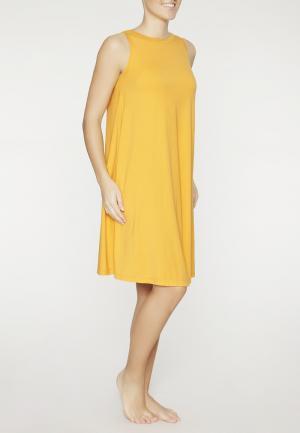 - Molly Ночная рубашка Желтый SUNDAY IN BED