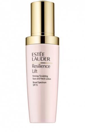Лосьон, повышающий упругость кожи лица и шеи Estée Lauder. Цвет: бесцветный