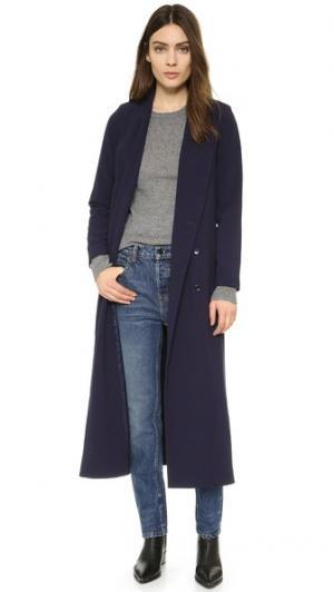 Пальто Voulana Rodebjer. Цвет: темно-синий