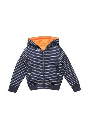 Куртка утепленная s.Oliver. Цвет: разноцветный