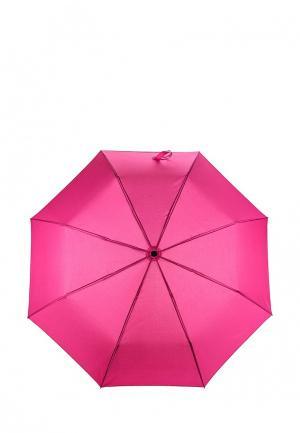 Зонт складной Modis. Цвет: фуксия