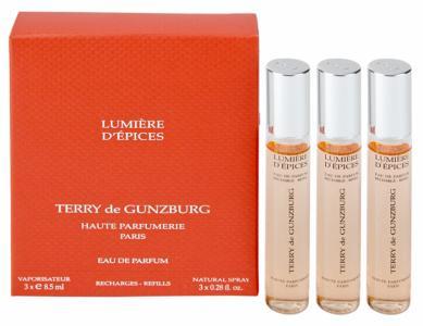 Парфюмерный набор Recharges Lumiere dEpices (Объем 3*8,5 мл) Terry de Gunzburg