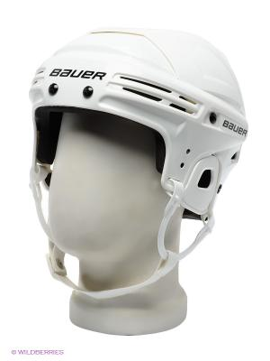 Шлем BAUER 2100 взрослый. Цвет: белый, черный