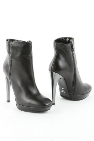 Ботинки Liska. Цвет: черный