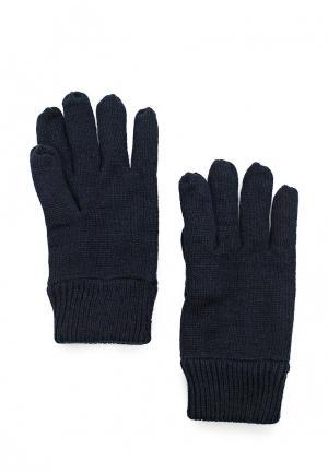 Перчатки MeZaGuz. Цвет: синий