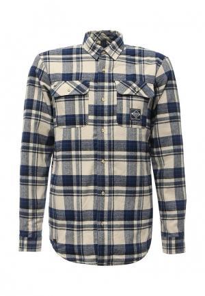 Рубашка Regatta. Цвет: синий