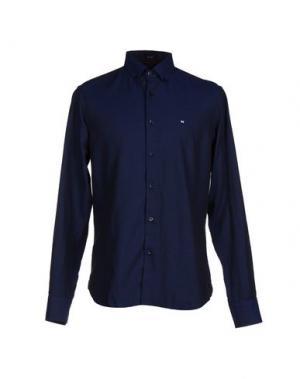 Pубашка MARVILLE. Цвет: темно-синий