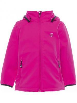 Куртка Color Kids. Цвет: розовый
