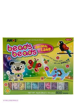 Набор для творчества AMOS. Цвет: зеленый