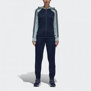 Спортивный костюм Re-Focus  Athletics adidas. Цвет: зеленый