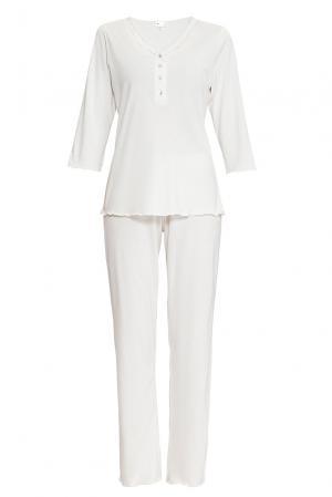 Комплект из хлопка с модалом (джемпер и брюки) 170124 Blackspade