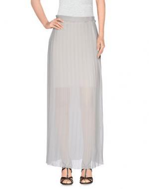 Длинная юбка ALFONSO RAY. Цвет: белый