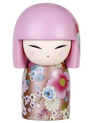 Кукла-талисман Аина (Нежность) Размер maxi (10,5х6,3 см.) Kimmidoll. Цвет: розовый