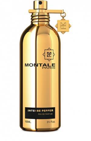 Парфюмерная вода Intense Pepper Montale. Цвет: бесцветный