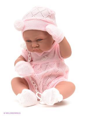 Кукла Тони Antonio Juan. Цвет: бледно-розовый