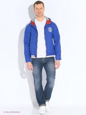 Куртка STATHAM. Цвет: индиго
