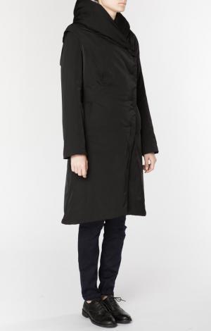 Пальто Черное ULTRAMARINE