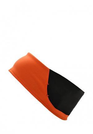 Повязка ASICS. Цвет: оранжевый