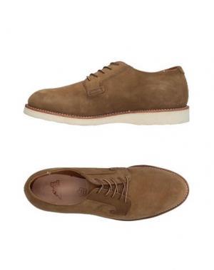 Обувь на шнурках RED WING SHOES. Цвет: хаки
