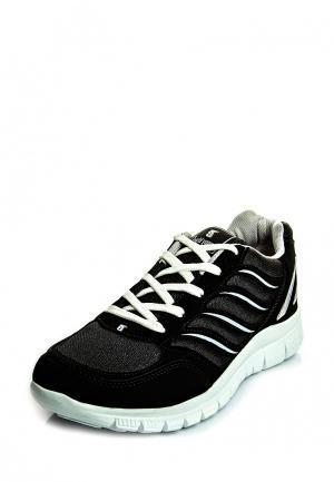 Кроссовки Tonny Black. Цвет: черный