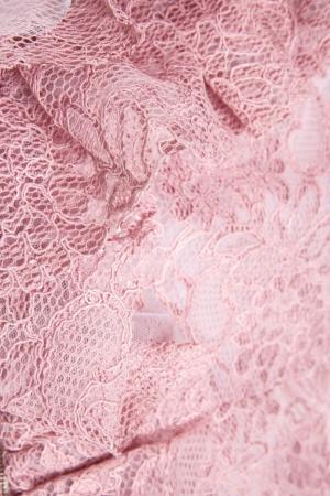 Платье MSGM. Цвет: розовый