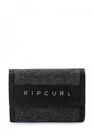 Портмоне Rip Curl. Цвет: серый