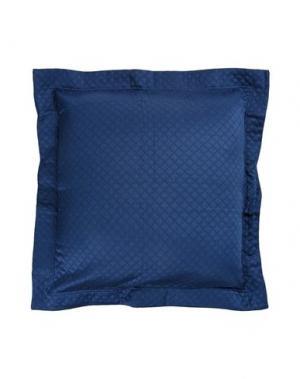 Подушка FRETTE. Цвет: темно-синий