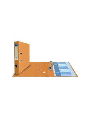 Регистратор 5см Premium оранжевый Expert Complete. Цвет: оранжевый
