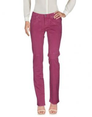 Повседневные брюки JECKERSON. Цвет: пурпурный