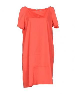 Короткое платье GOSSIP. Цвет: красный