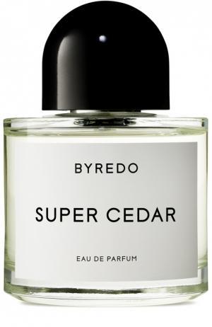 Парфюмерная вода Super Cedar Byredo. Цвет: бесцветный