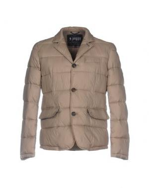 Куртка JAGGY. Цвет: бежевый
