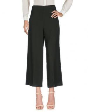 Повседневные брюки F.IT. Цвет: темно-зеленый
