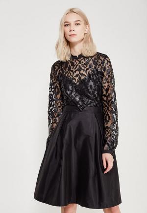 Блуза Ksenia Knyazeva. Цвет: черный