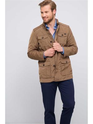Куртка U.S. Polo Assn.. Цвет: светло-коричневый