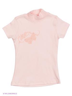 Водолазка M&DCollection. Цвет: розовый