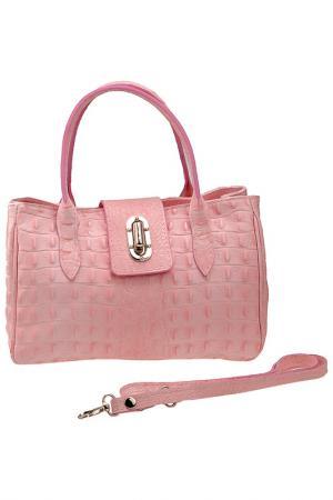Сумка Emilio masi. Цвет: розовый