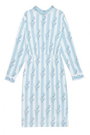 Хлопковое платье A LA RUSSE 6742277