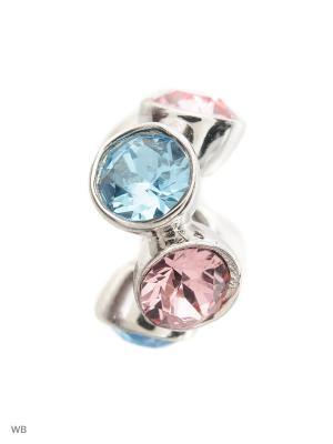 Шарм Орбита BUNNY. Цвет: синий, серебристый, розовый